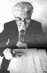 Il grande musicologo inglese