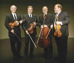 Il quartetto per archi statunitense