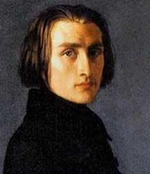 Il celebre compositore ungherese