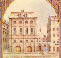 La leggendaria sala da concerti di Lipsia