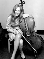 La grande violoncellista inglese