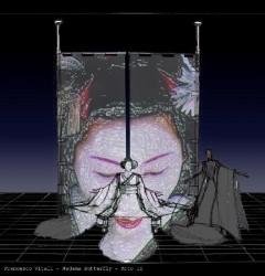 La scenografia della rappresentazione