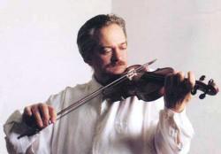Il noto violinista italiano
