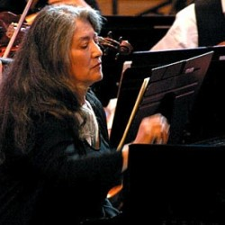 La grande pianista argentina