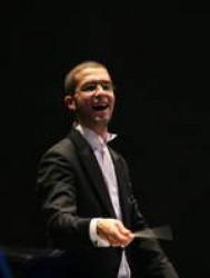Il giovane direttore d'orchestra israeliano