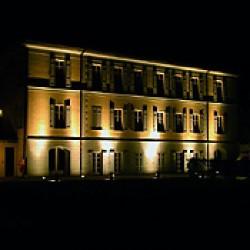 La sede dell'accademia pianistica