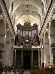Il maestoso organo parigino