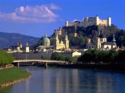 La cittadina austriaca
