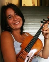 La violinista di origine armena