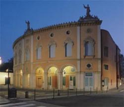 Il teatro lirico di Padova