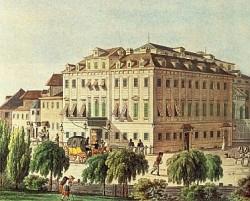 Il celebre teatro musicale viennese