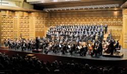 L'orchestra sinfonica romana