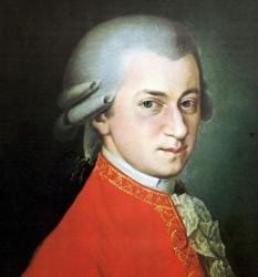 Il geniale compositore salisburghese