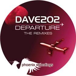 DAVE202 - Departure (The remixes)