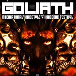 GOLIATH: International Hardstyle + Hardcore Festival