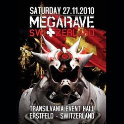 Megarave Swiss Edition