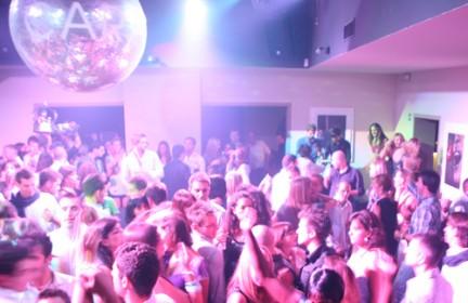 La foto del party del 24 settembre '10