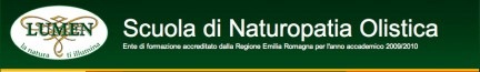 scuola di naturopatia lumen