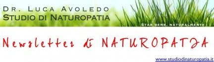 newsletter di naturopatia dr. avoledo