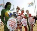 Bodypaint Mondiale contro le Pellic…