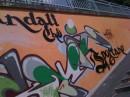 Macerata: Vandali deturpano i Graffiti dell'Hip Hop Happening