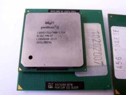 Pentium IV 478-pin