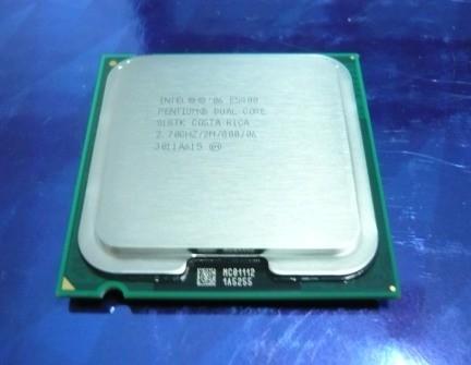 Processore Intel Pentium Dual-Core