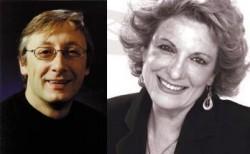 Patrick Rossi Gastaldi e Fioretta Mari insegnanti di recitazione