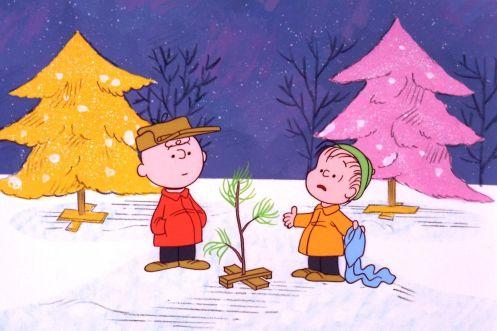 Immagini Natale Linus.Il Natale Di Charlie Brown In Versione Inedita