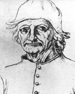Hyeronimus Bosch autoritratto