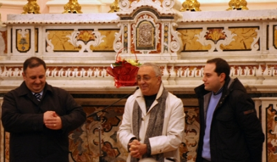 Marco Fiorentino, Peppe Barra e Peppe Ercolano