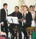 Francesco Blaiotta e Angela Russo