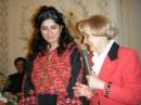 Souzan Fatayer e Cecilia Coppola