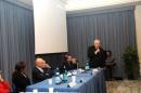 Il senatore Raffaele Lauro