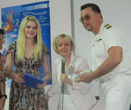 premiazione comandante Raffa