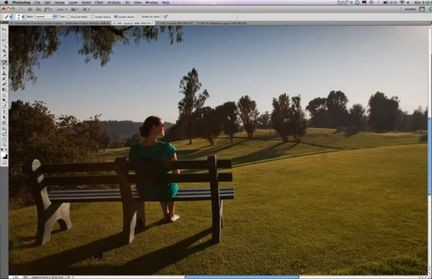Photoshop CS5 riempimento automatico