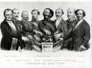 I fautori dell'unità d'Italia