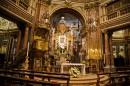 Interno del Santuario Consolata Torino