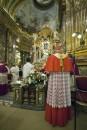L'Arcivescovo di Torino al Santuario Consolata Torino