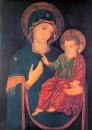 L'immagine della Vergine Consolata