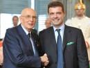 Visita di Napolitano a Torino e Santena per i 150 anni dell'Unità d'Italia
