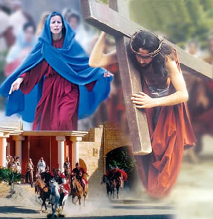 Passione di Cristo a Sordevolo 2010