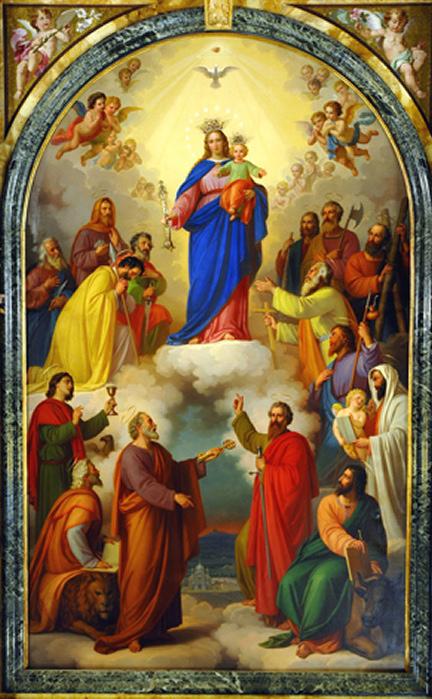Basilica di Maria Ausiliatrice a Valdocco Torino