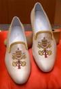 Le scarpe del Papa