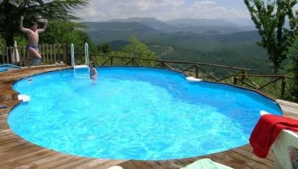 La piscina nei sogni for Piscina artificiale