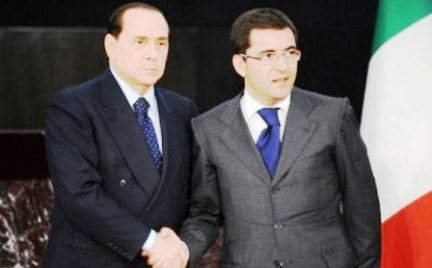 il sottosegretario con il premier