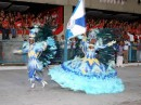 Carnevale Rio - mestre sala e porta bandeira