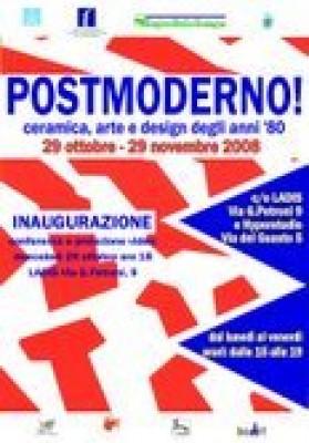 Postmoderno for Design postmoderno