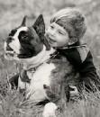 bambini e animali cane