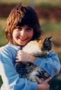 bambini e animali (gatto)